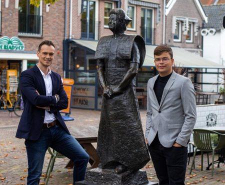 Foto Boudewijn en Lars van online boekhoudkantoor Kontado